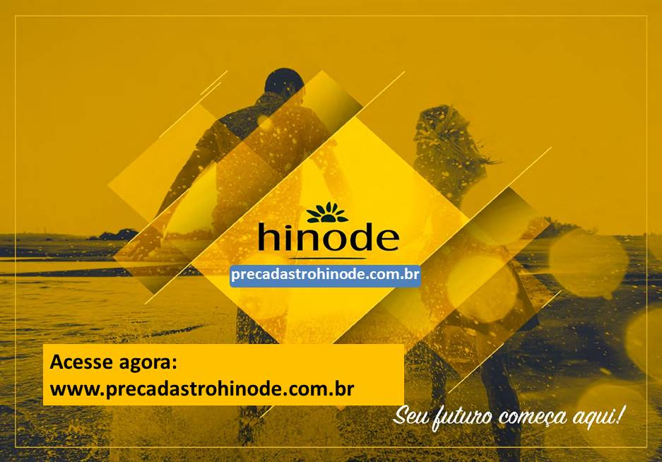 Plano de Marketing Hinode 2016